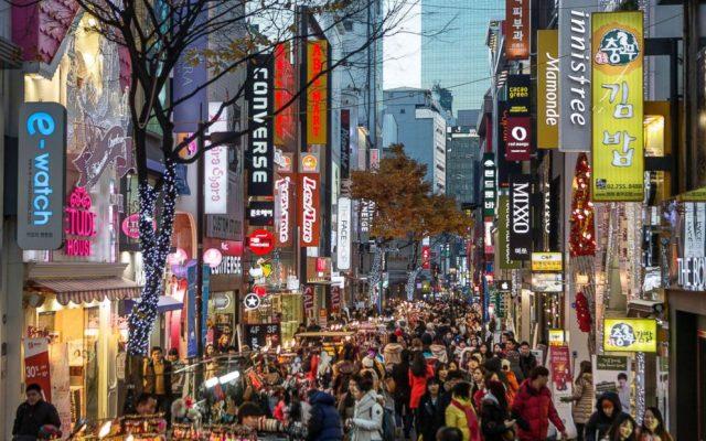 MISSION TRIP TO SOUTH KOREA